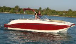 2013 - Starcraft Boats - Crossover SCX 220 OB