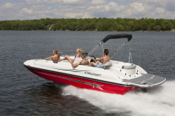 2013 - Starcraft Boats - Limited 2000 IO