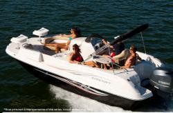 2013 - Starcraft Boats - Coastal 229 OB
