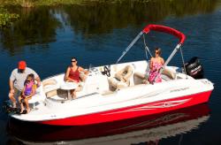 2013 - Starcraft Boats - Limited 2000 OB Fish