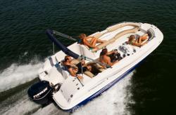 2013 - Starcraft Boats - Limited 1915 OB