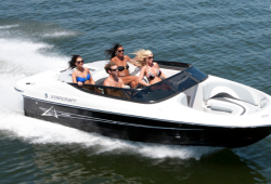 2013 - Starcraft Boats - Sport Runabout 195 IO Ski Fish