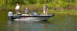 2013 - Starcraft Boats - Expedition 186 Sport