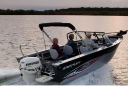 2013 - Starcraft Boats - Superfisherman 176