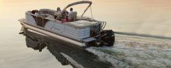 2014 - Starcraft Boats -  Majestic 256 Starliner Starport
