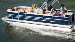 2014 - Starcraft Boats - Stardeck 216 Cruise-n-Fish