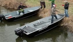 2014 - Starcraft Boats - Alaskan 15 DLX