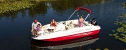 2014 - Starcraft Boats - Limited 2000 OB Fish
