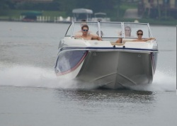 2014 - Starcraft Boats - SCX 250 OB