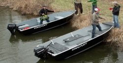 2014 - Starcraft Boats - SF DLX Pro Troller 168