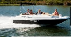 2014 - Starcraft Boats - StarStep 220 IO