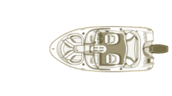 2015 - Starcraft Boats - Sport Runabout 172 OB