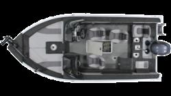2015 - Starcraft Boats - Starfish 176 DC Fish  Ski