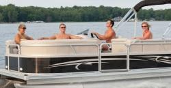 2015 - Starcraft Boats - Stardeck 206 Cruise