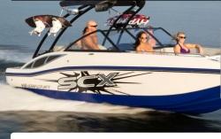 2015 - Starcraft Boats - 210 SCX IO