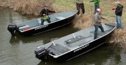 2015 - Starcraft Boats - SF DLX Pro Troller 168