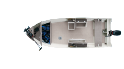 2017 - Starcraft Boats - SF16DLX