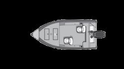 2018 - Starcraft Boats - Patriot 14 TL