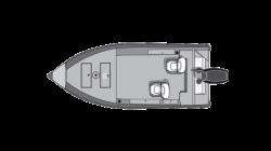 2018 - Starcraft Boats - Patriot 16 TL