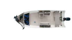 2018 - Starcraft Boats - SF 16 DLX