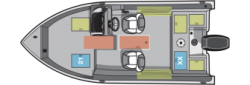 2018 - Starcraft Boats - Renegade 178 SC