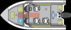 2018 - Starcraft Boats - Titan 176