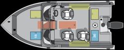 2019 - Starcraft Boats - Renegade 178 DC