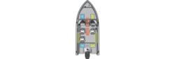 2019 - Starcraft Boats - Renegade 188 DC