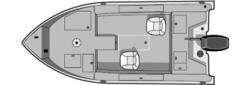 2019 - Starcraft Boats - Delta 168 T