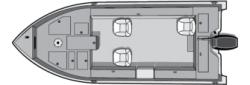 2019 - Starcraft Boats - Delta 188 T