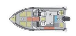 2021 - Starcraft Boats - Delta 178 DC