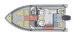 2021 - Starcraft Boats - Delta 178 FXS
