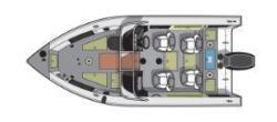 2021 - Starcraft Boats - STX 2050