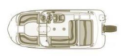 2021 - Starcraft Boats - MDX 210 OB