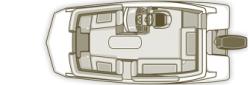 2021 - Starcraft Boats - SVX 191