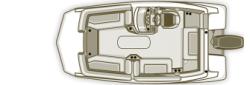 2021 - Starcraft Boats - SVX 171