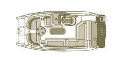 2021 - Starcraft Boats - SCX 211 IO SURF