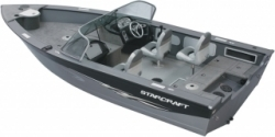 Starcraft Boats Futura 180 DC Multi-Species Fishing Boat