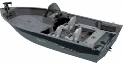 Starcraft Boats Starfish 176SC Multi-Species Fishing Boat