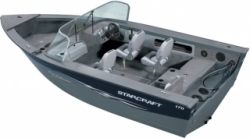 Starcraft Boats Superfisherman 170 Multi-Species Fishing Boat