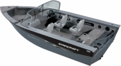 Starcraft Boats SS180 Super Fisherman Multi-Species Fishing Boat