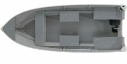 Starcraft Boats SeaFarer 16 C LW Utility Boat