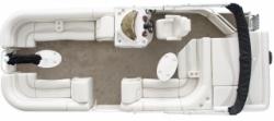 Starcraft Boats Elite 226 RE CR Pontoon Boat