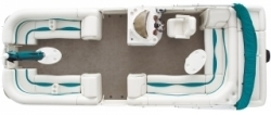 Starcraft Boats Elite 246 Pontoon Boat