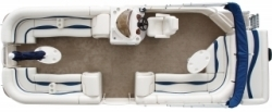 Starcraft Boats Elite 246 RE Pontoon Boat