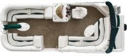 Starcraft Boats Elite 246 RE CR Pontoon Boat