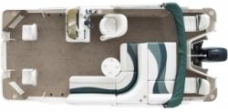 Starcraft Boats 200 RE CR 4 Point Pontoon Boat