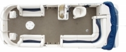 Starcraft Boats 240 CR 2 Point Pontoon Boat