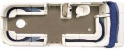 Starcraft Boats C-Star 240 CR Pontoon Boat