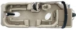 Starcraft Boats 256 CR Pontoon Boat